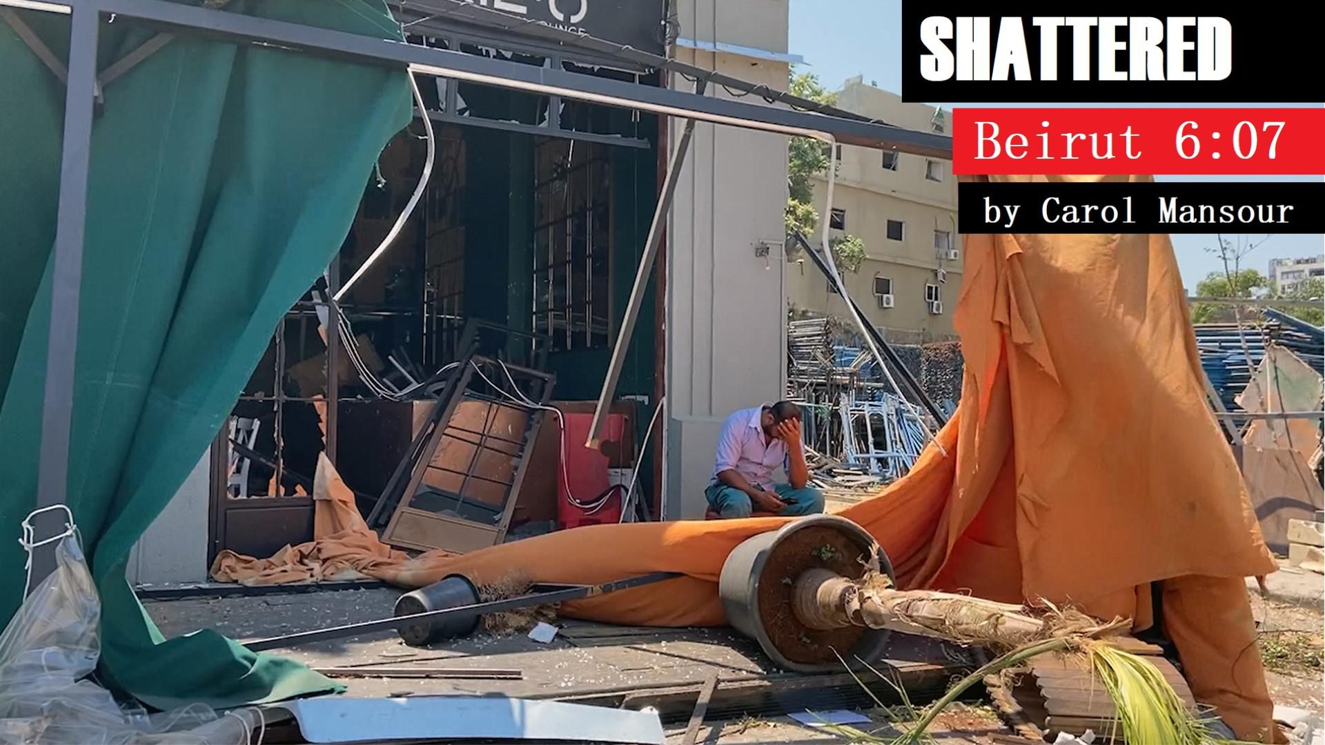 Shattered: Beirut 6.07