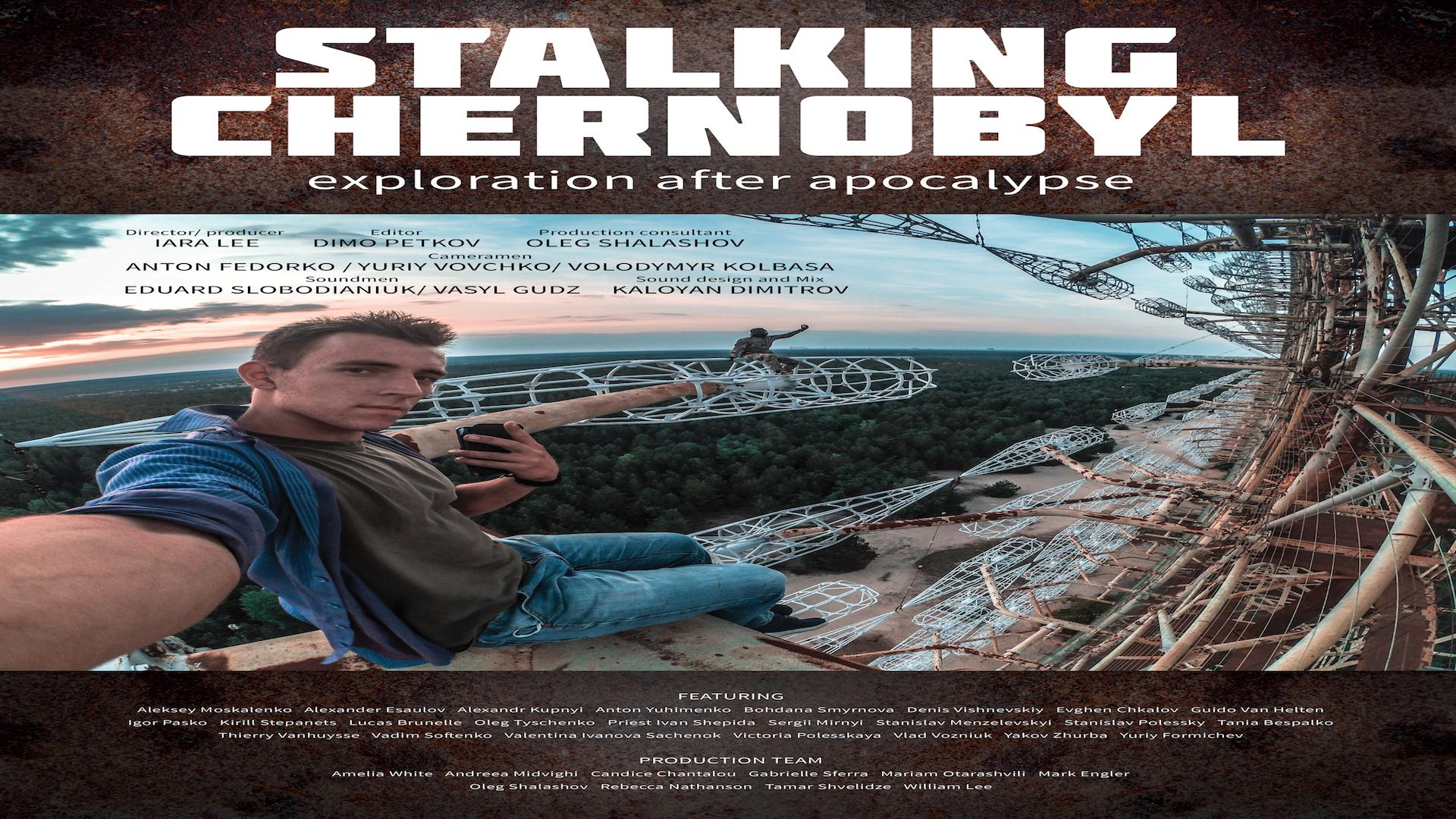 STALKING CHERNOBYL: exploration after apocalypse