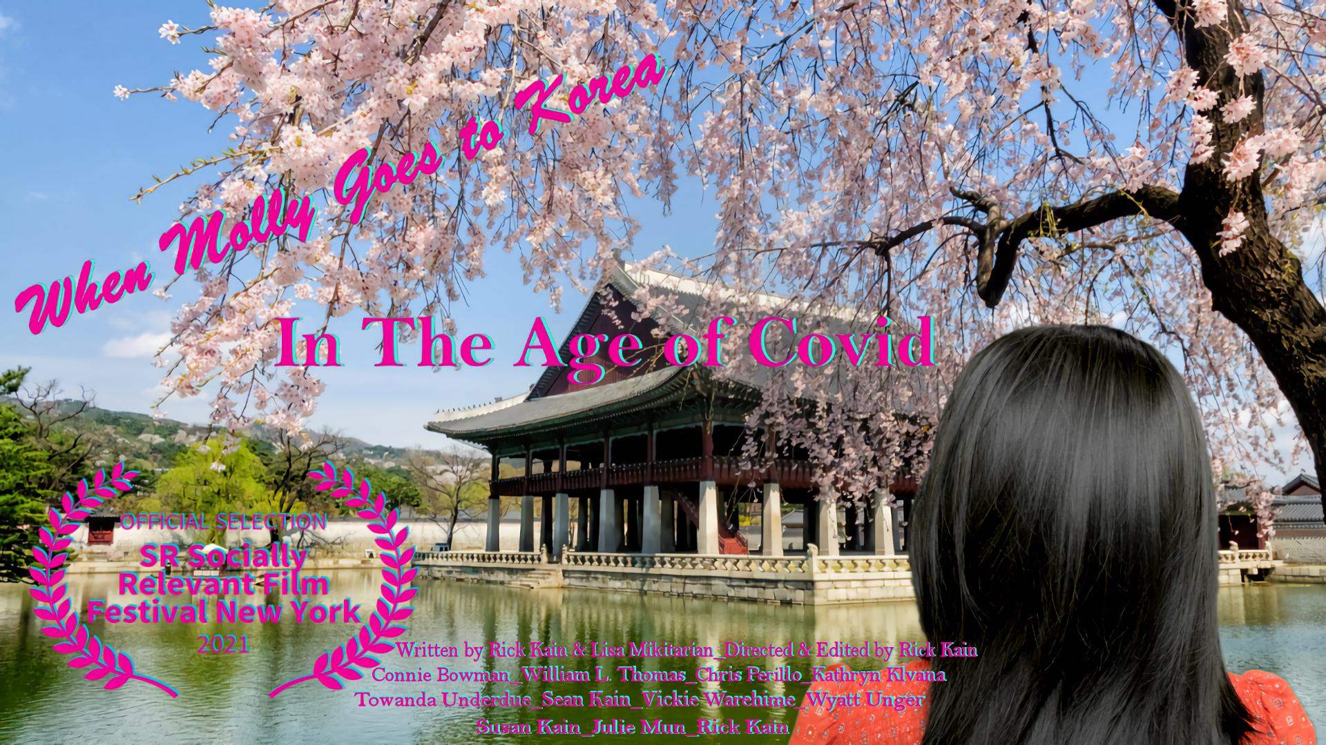 In The Age of Covid: When Molly goes to Korea'