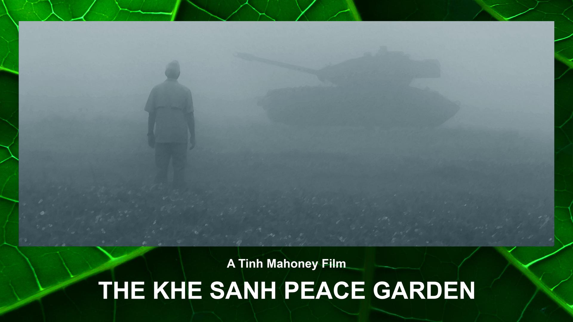 The Khe Sanh Peace Garden