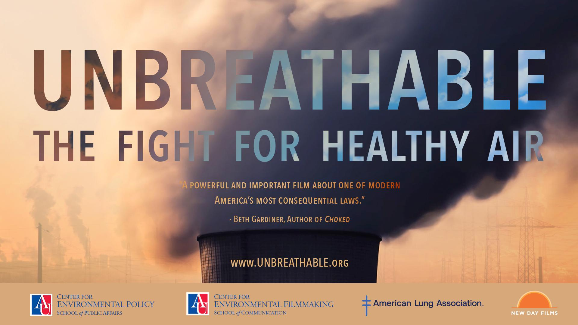 Unbreathable: The Fight for Healthy Air
