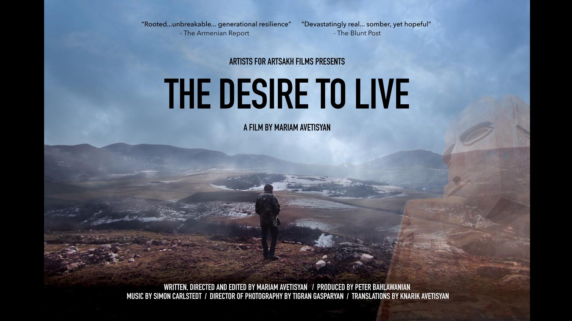 The Desire to Live
